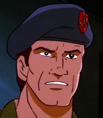 GI Joe Character Flint