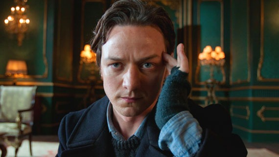 james macavoy x-men