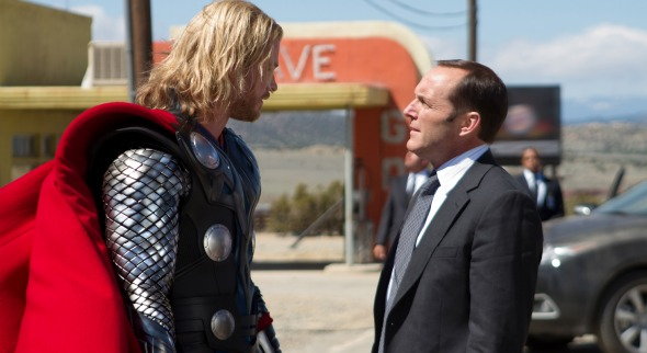clark gregg thor Marvel Creating Short Films for Captain America and Thor DVDs?