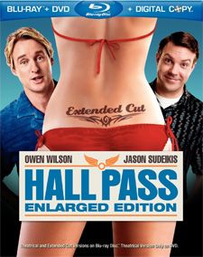 Hall Pass Blu-ray