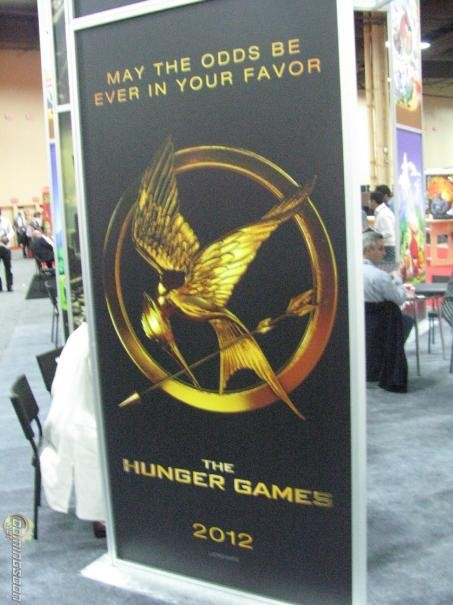 Hunger Games Promo Poster