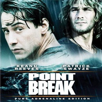 Point Break poster art