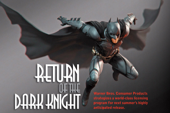 Dark Knight Rises Licensing