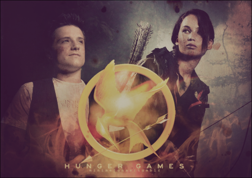 Hunger Games Fan Art by Megs