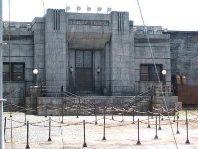 Hunger Games Set
