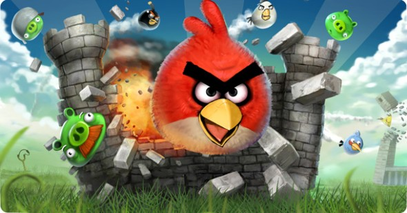 Roxio's Angry Birds Game Art