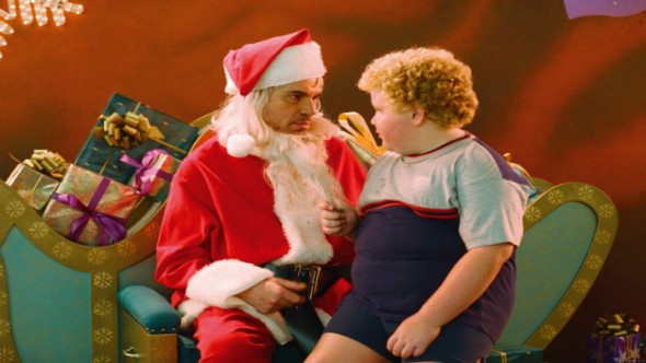 Still from Bad Santa