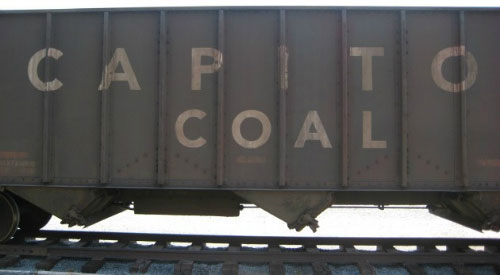 Capitol Coal Train
