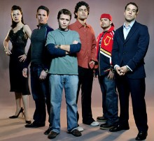 The Cast of HBO's Entourage