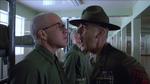 FMJ Our Favorite Speeches: Full Metal Jacket