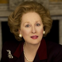 Meryl Streep in 'The Iron Lady'