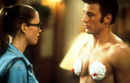Jake Wyler and Janey Briggs