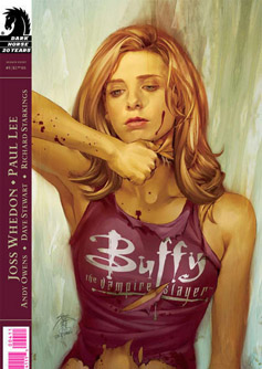 Jo Chen, Buffy Cover