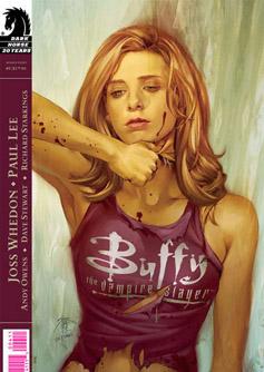 Jo Chen, Buffy Cover