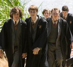 Girls on Film: Harry Potter, the Boys Club, and the Female Scene Stealers
