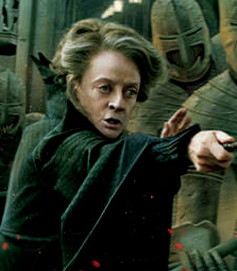 McGonagall Hallows Girls on Film: Harry Potter, the Boys Club, and the Female Scene Stealers