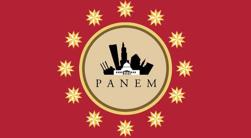 Panem Flag