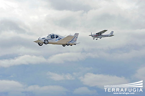 Terra We Dont Need Roads   Flying Cars Arriving Next Year