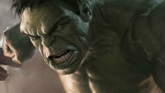 The Avengers Hulk Character Poster1 The Avengers Countdown: Top 5 Comic Con Announcements and More!