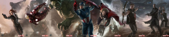avengers assembled poster small UPDATE: First Look at the New Hulk;Complete Avengers Team Posters Revealed