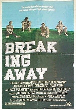 breaking away Our Favorite Inspirational Moments: Breaking Away