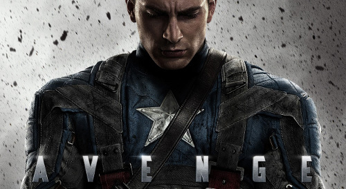 captain america movie poster 1 large1 A Fans Take on Captain America: Finally, an Avenger to Believe In