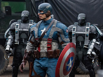 captain america official costume A Fans Take on Captain America: Finally, an Avenger to Believe In