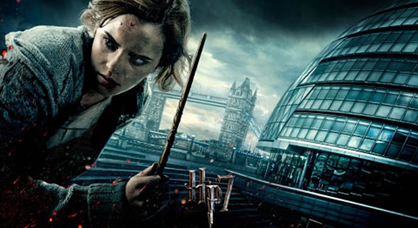 hermione deathly hallows 2 Girls on Film: Harry Potter, the Boys Club, and the Female Scene Stealers