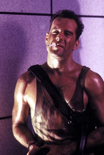 john mcclane die hard Reel Men: John McClane of Die Hard