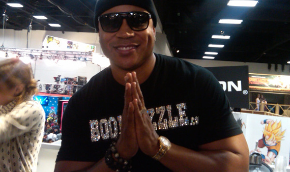 LL Cool J Comic Con