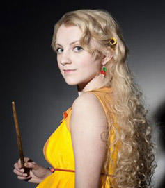 Evanna Lynch, Harry Potter
