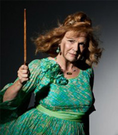 molly weasley hallows Girls on Film: Harry Potter, the Boys Club, and the Female Scene Stealers