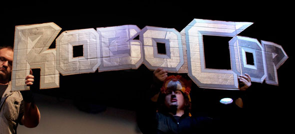 robocop live logo Exclusive: We Chat With the Producers of Robocop Live (Plus, See It In Action!)