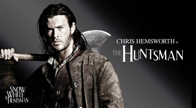 Chris Hesworth Huntsman