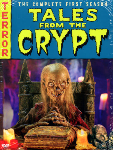 tales from the crypt The Last Horror Blog: Tales From the Crypt Rises Again