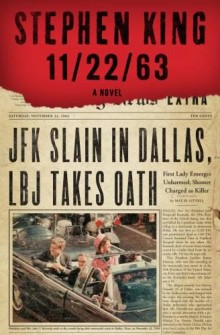 Cover art for Stephen King's 11/22/63
