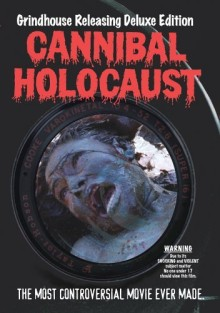 Cover Art for Ruggero Deodato's Cannibal Holocaust
