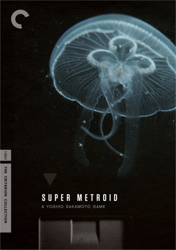 GamePro's mock up of a Super Metroid Criterion Collection release