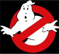 The Ghostbusters logo