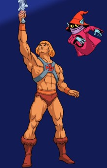 He-Man cartoon image