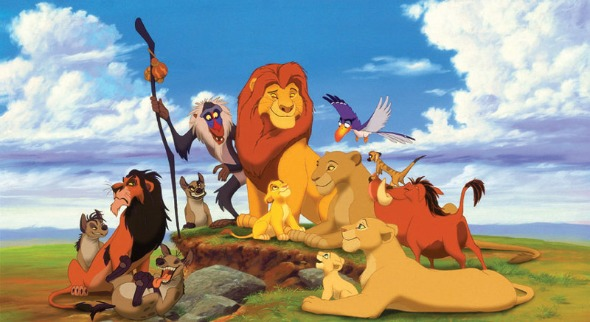 LionKingCast The Week in Movies.com Original Content: 31 Columns and Features
