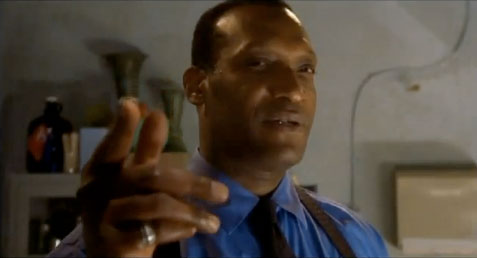 Tony Todd in Final Destination