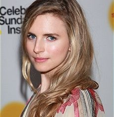 britmarling8211 Another Earth Star Brit Marling Wanted by Robert Redford, Tom Cruise, and Steven Soderbergh?