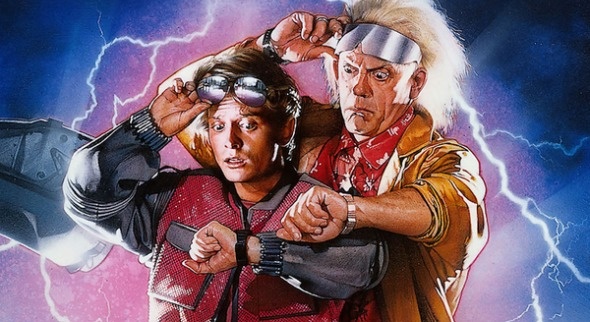 bttf2 What They Said: Back to the Futures Bob Gale on How Marty and Doc Became Friends