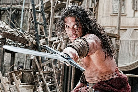 conansword1 Interview: Jason Momoa is a Sensitive, Artsy Ass Kicker