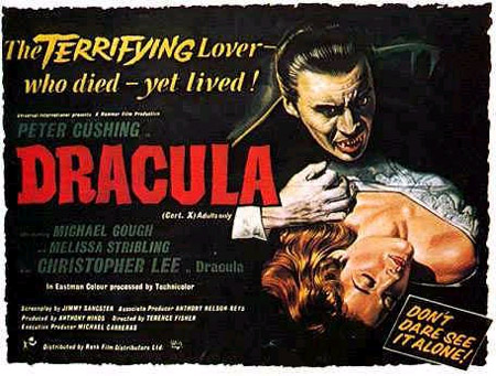 dracula58quad Supreme Horror Scribe Jimmy Sangster Dies at 83