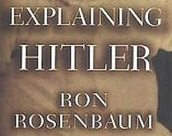 explaininghitlerbook Red Director to Help Explain Hitler in The Poison Kitchen