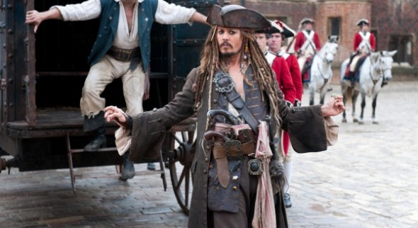 pirates of the caribbean on stranger tides movie image johnny depp 01 Is This a Bad Movie Summer? What Makes a Good One? (Plus... the Three Best Movie Summers of All Time!)