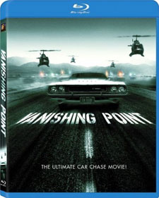 vanishing point blu ray Reel Men: Kowalski of Vanishing Point