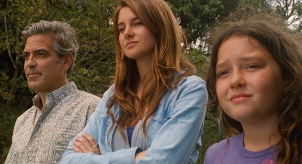 2011 the descendants 001a The Descendants Telluride Review: George Clooney Shines in Alexander Paynes Latest